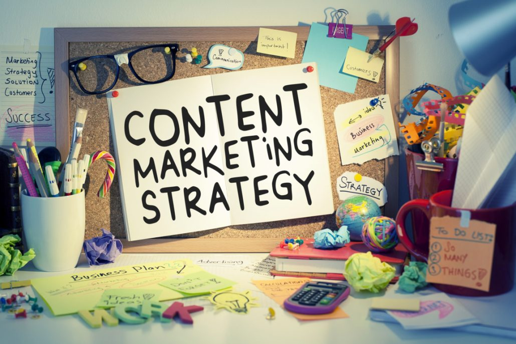 Content Marketing Strategy - Digi Brand Studios
